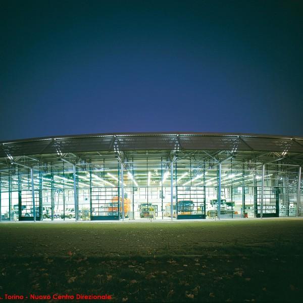 Facciata continua – Centro Direzionale IVECO – Torino