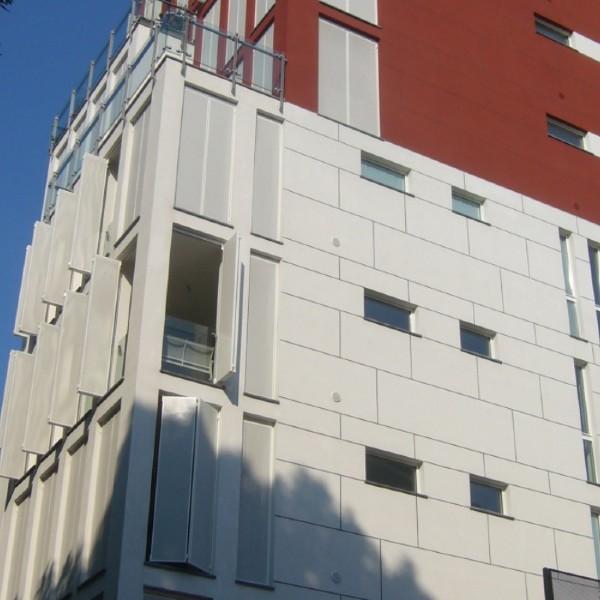 Serramenti – Edificio Residenziale – Torino