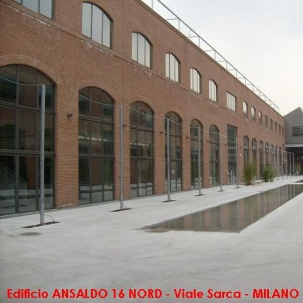 Serramenti – Edificio Ansaldo – Milano