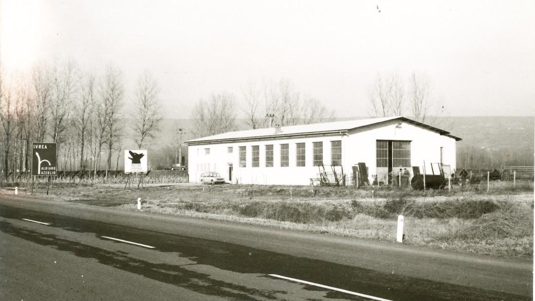 La nostra azienda negli anni 70